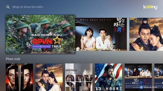 Truyền hình OTT trong nước không ngại đầu tư kênh truyền hình trực tuyến và sản xuất phim bộ độc quyền