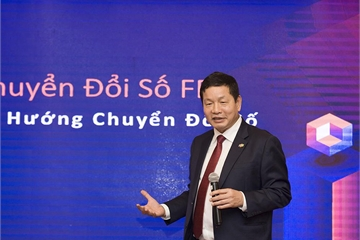 """Ông Trương Gia Bình: Mỗi cơ quan, doanh nghiệp nên chọn một """"điểm đột phá"""" để bắt đầu chuyển đổi số"""