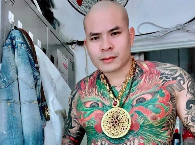 Diem mat giang ho mang xo kham truoc Quang 'Rambo' hinh anh 1