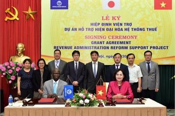 Ngân hàng Thế giới viện trợ cho Việt Nam 4,2 triệu USD để hiện đại hóa hệ thống thuế