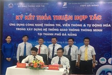 VNPT Đà Nẵng hợp tác với Sở Giao thông Vận tải xây dựng giao thông thông minh