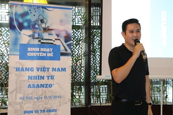 """CEO Asanzo trải lòng về con đường sản xuất tivi bán cho những người bị bỏ quên và khủng hoảng """"Made in Vietnam"""""""