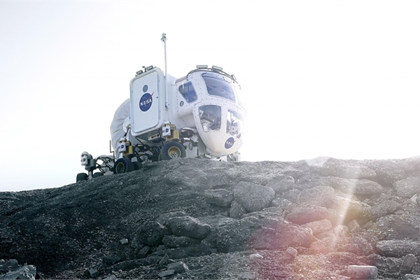 NASA xây căn cứ loài người trên Mặt Trăng bằng cỗ xe 6 triệu USD này