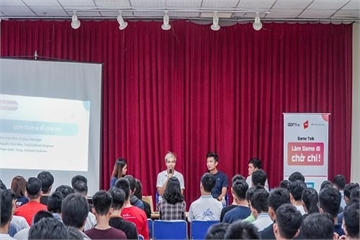 Đà Nẵng: VNG truyền cảm hứng về nghề lập trình game cho sinh viên CNTT