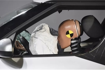 Tất tần tật những điều cần biết về túi khí trong xe ô tô