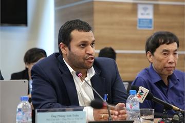 """Phó Chủ tịch Hiệp hội Fintech Singapore: """"Việt Nam có thể trở thành quốc gia có hệ thống thanh toán mạnh nhất ASEAN"""""""