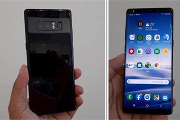 Galaxy Note 8 đang xài tốt được định giá 400 ngàn, cửa hàng nói gì?