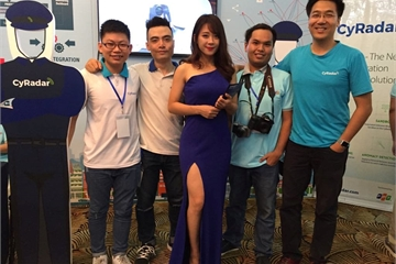 CyRadar là đại diện Việt Nam duy nhất có tên trong Top 20 doanh nghiệp bảo mật nhiều đổi mới sáng tạo 2019