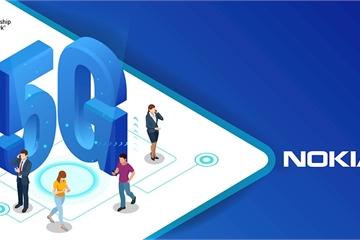 Nokia sẽ có điện thoại thông minh kết nối 5G giá rẻ đầu tiên trên thế giới
