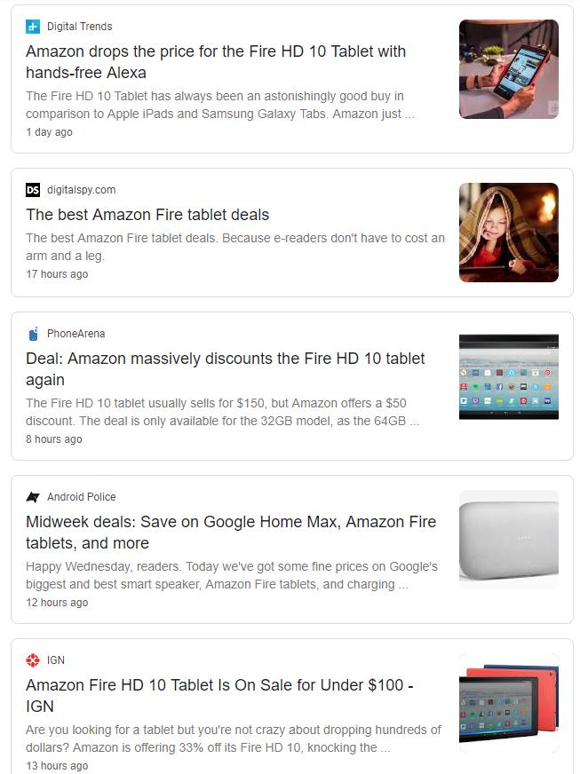 Tìm đám cháy rừng Amazon trên Google, kết quả cho ra toàn... máy tính bảng - Ảnh 17.
