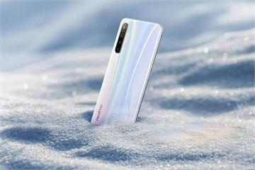 Smartphone đầu tiên sử dụng camera 64MP – Realme XT