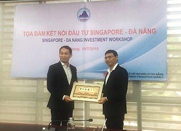 Đà Nẵng thảo luận với Singapore để thực hiện dự án thành phố thông minh