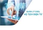 Sắp có quy định về cơ sở dữ liệu hộ tịch điện tử, đăng ký hộ tịch trực tuyến