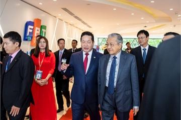 Chủ tịch FPT: Việt Nam, Malaysia sẽ có cơ hội vươn lên dẫn đầu trong chuyển đổi số