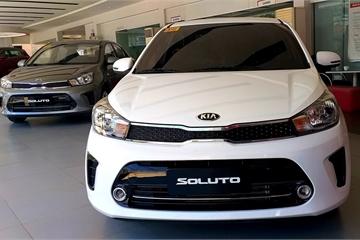 Kia Soluto rục rịch về Việt Nam, Hyundai Accent và Toyota Vios sắp có đối thủ mới