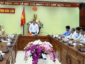 Tỷ lệ dịch vụ công trực tuyến mức 4 ở Đắk Lắk đạt 16,06%