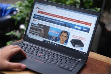 Laptop Lenovo ThinkPad T490s: Mỏng nhẹ, cấu hình mạnh, phù hợp hầu hết nhu cầu làm việc và giải trí