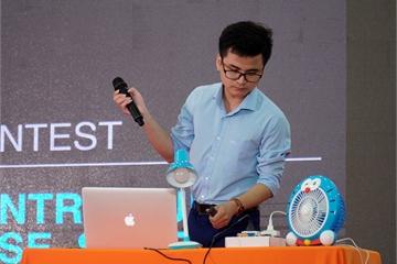 """Sinh viên FPT """"nội địa hóa"""" thiết bị nhà thông minh bằng hệ thống nhận diện tiếng Việt"""