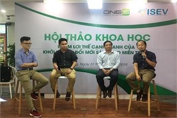Đi tìm lợi thế cạnh tranh của khởi nghiệp đổi mới sáng tạo miền Trung