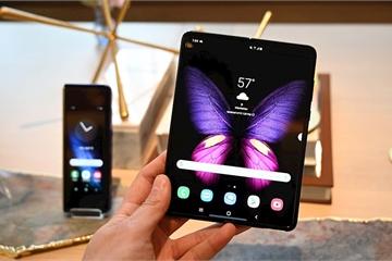 Samsung mở bán Galaxy Fold tại Hàn Quốc từ 6/9, giá 46 triệu đồng