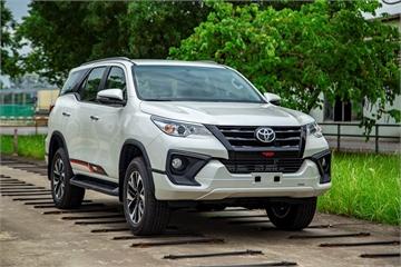 Toyota Việt Nam chốt giá Toyota Fortuner TRD 2019