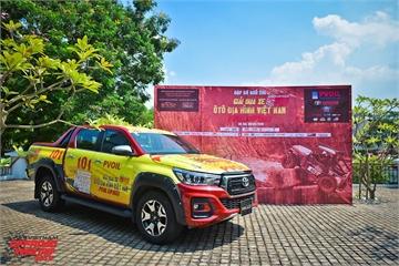 Hơn 80 đội đua sẽ tranh tài tại giải đua xe địa hình PVOIL VOC Cup 2019