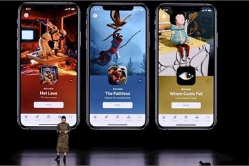 Apple ra mắt dịch vụ game Arcade với hơn 100 game độc quyền, giá chỉ 4.99 USD/tháng