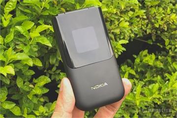 Nokia ra mắt điện thoại nắp gập 2720 Flip tại Việt Nam, giá 1,99 triệu đồng