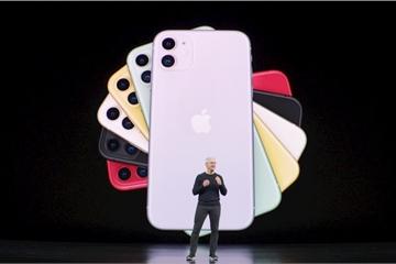 Sự kiện iPhone 11 đạt 2 triệu lượt xem livestream, lọt top xem nhiều nhất YouTube