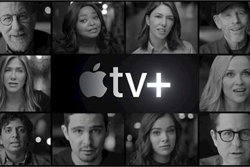 Apple TV+ giá chỉ bằng một vé xem phim, tặng một năm miễn phí khi mua sản phẩm Apple