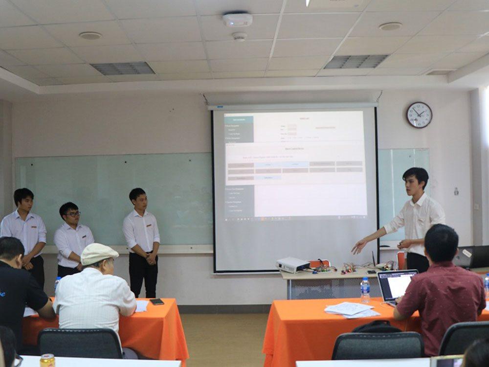 Quản lý không gian cho thuê bằng ứng dụng IoT | Sinh viên FPT giải bài toán quản lý không gian cho thuê bằng ứng dụng IoT