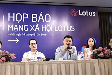 """Lotus huy động cộng đồng trí tuệ Việt Nam để tạo ra """"sức mạnh lớn hơn, đi nhanh hơn"""""""