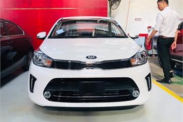 Hôm nay, Kia Soluto sẽ ra mắt cạnh tranh cùng Hyundai Accent và Toyota Vios