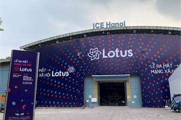 Hé lộ sân khấu buổi lễ ra mắt mạng xã hội Lotus do đạo diễn Việt Tú thực hiện trước giờ G