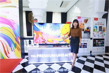 CEO TCL Việt Nam Summer Gao:Sản phẩm mới luôn dựa vào sở thích, nhu cầu của người tiêu dùng Việt