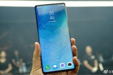 """Vivo ra mắt smartphone 5G với """"màn hình thác nước"""" đầu tiên"""