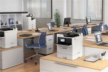 Epson ra mắt thị trường Việt Nam mẫu máy in văn phòng tốc độ cao