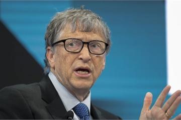 Mỹ muốn phá bỏ quyền lực khủng khiếp của bộ ba Google = Facebook - Amazon, Bill Gates lên tiếng: Không nên hủy hoại các gã khổng lồ công nghệ, họ sáng tạo và hợp pháp!