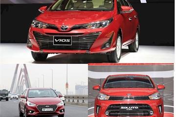 """Toyota, Hyundai, Thaco chạy đua: Ai đang """"nắm"""" thị trường Việt Nam?"""