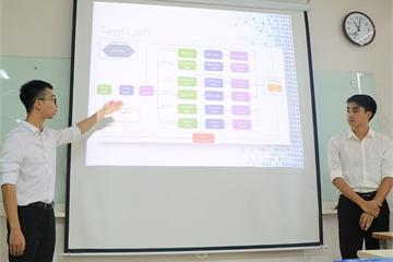 Công cụ do sinh viên sáng tạo giúp doanh nghiệp phát hiện lỗ hổng bảo mật
