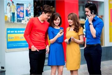 """Gói cước 3G/4G ngắn ngày của MobiFone """"được lòng"""" giới trẻ"""