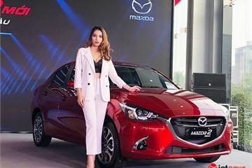 Xe Mazda đồng loạt giảm giá hàng trăm triệu đồng