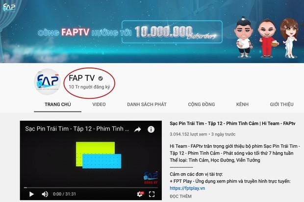 FAP TV: Từ ngày phát lương 50k/người mỗi tháng đến lúc thành viên nào cũng hot, trở thành nhóm hài đầu tiên của Việt Nam đạt nút kim cương Youtube - Ảnh 8.
