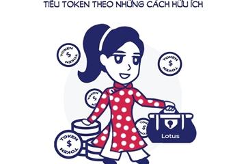 """Dân mạng """"hăng hái"""" spam để cày token trên Lotus"""