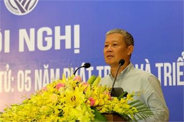 """Thứ trưởng Nguyễn Thành Hưng: """"Cần phát triển thị trường giao dịch điện tử hướng đến nền kinh tế số"""""""