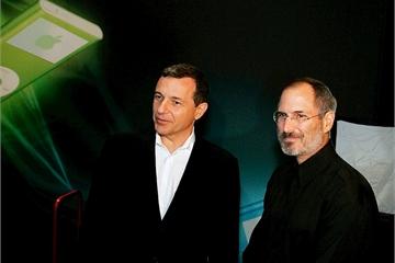 Nếu Steve Jobs còn sống, Apple có thể sát nhập với Disney