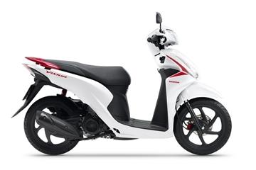 Xe ga bán chạy nhất của Honda có thêm phiên bản mới giá từ 30 triệu đồng