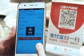"""Thanh toán di động thay đổi """"bộ mặt"""" dịch vụ công Trung Quốc"""