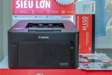 Lần đầu tiên Canon giới thiệu máy in dành riêng cho thị trường Việt Nam