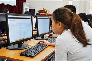 Tổ chức thi THPT quốc gia trên máy tính sau năm 2020